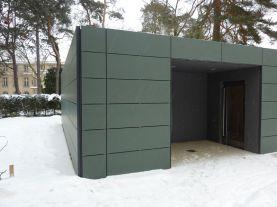 Bild Toilettenanlage am Haus der Wannseekonferenz