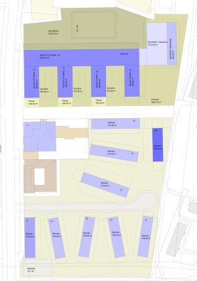 Bild Charlottenburg Nord - Schulneubau und Wohnungsbau