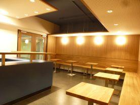 Bild Umbau Videoraum und Lounge im Olympiastützpunkt