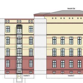Bild Sanierung im Städtebaulichen Denkmalschutz