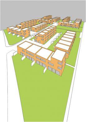 Bild Wohnbebauung Ramsteinweg