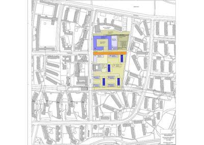 Charlottenburg Nord – Schulneubau und Wohnungsbau