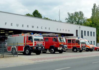 Feuerwache Gatow