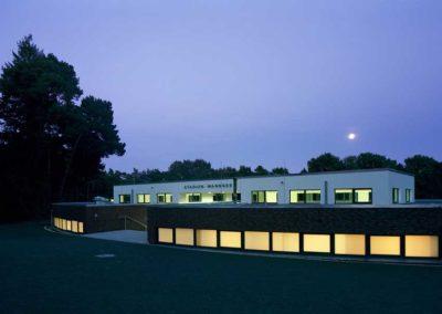Umkleidegebäude Stadion Wannsee