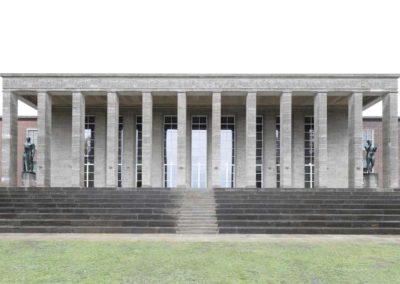 Haus des Deutschen Sports – Ehrenhalle  Olympiapark Berlin