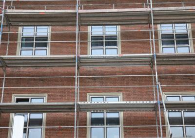 Fassadensanierung Haus des Deutschen Sports